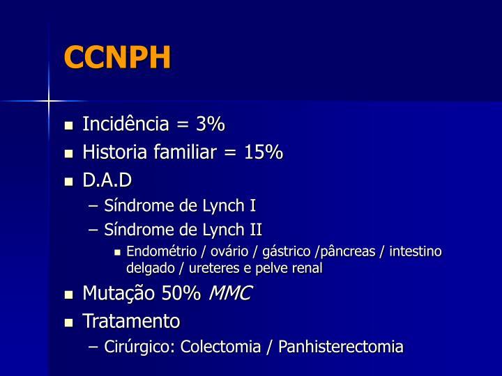 CCNPH