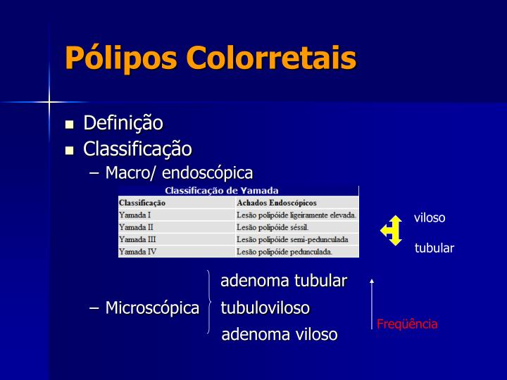 Pólipos Colorretais