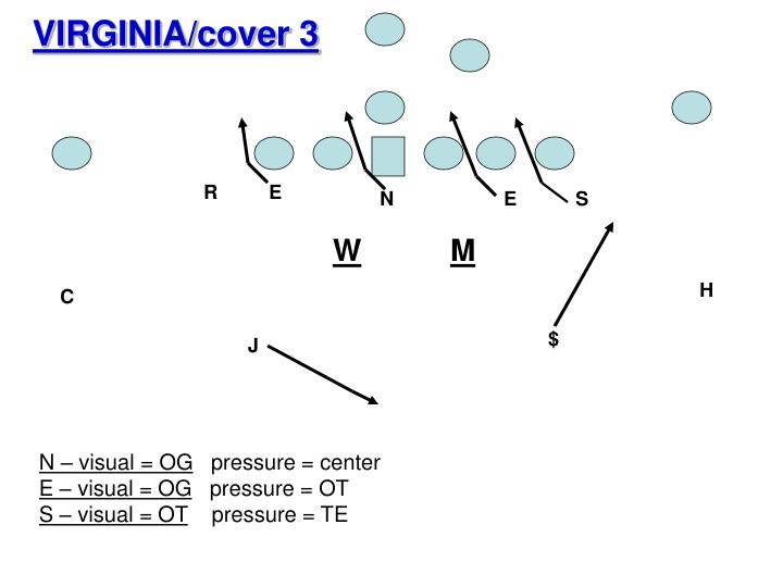 VIRGINIA/cover 3