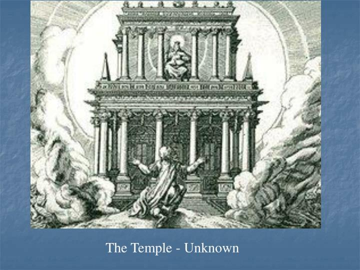 The Temple - Unknown