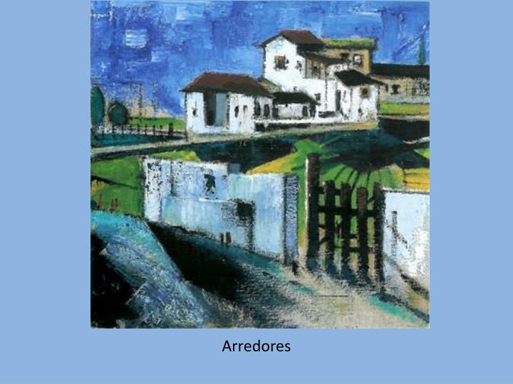 Arredores