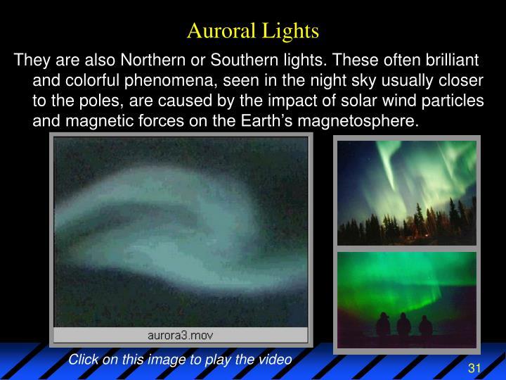Auroral Lights