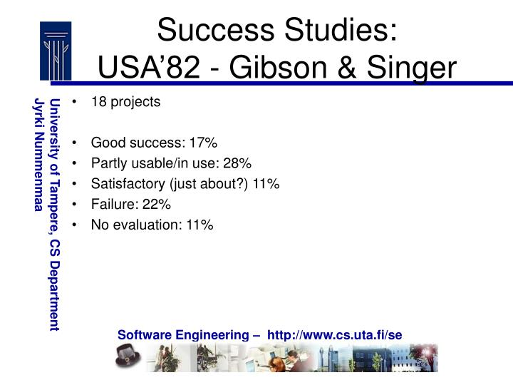 Success Studies: