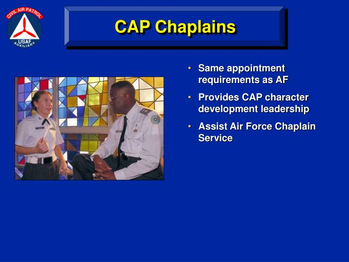 CAP Chaplains