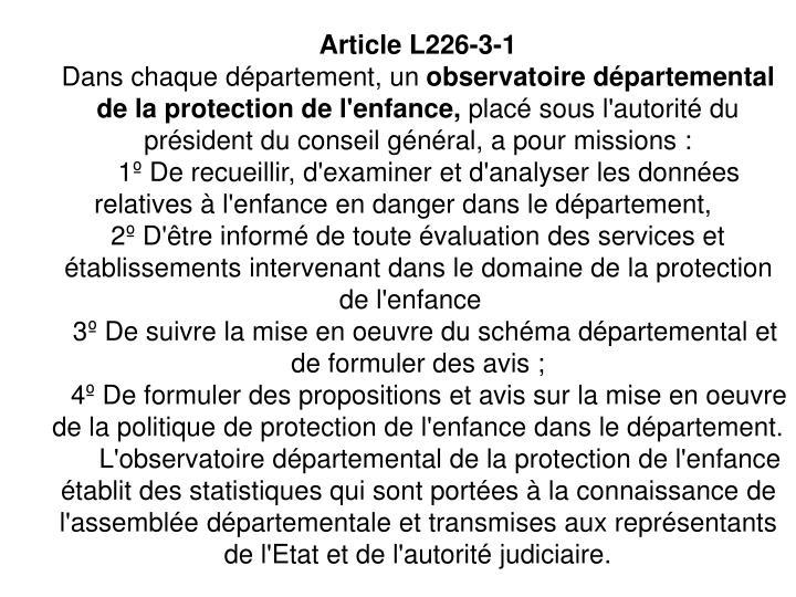 Article L226-3-1