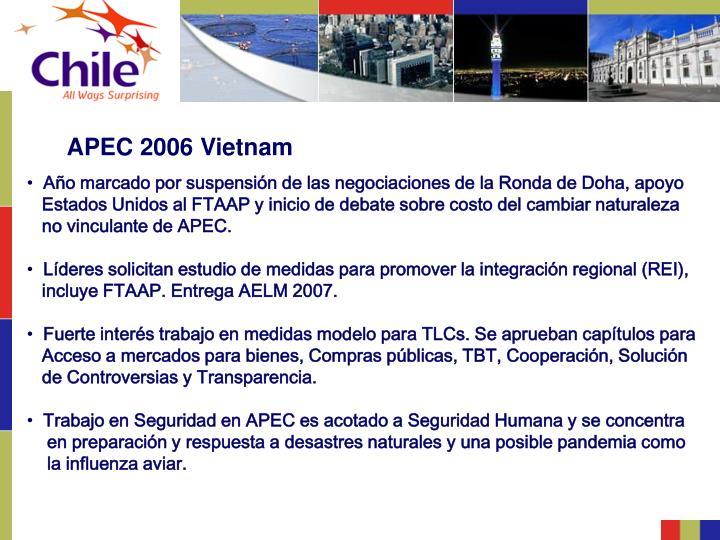APEC 2006 Vietnam