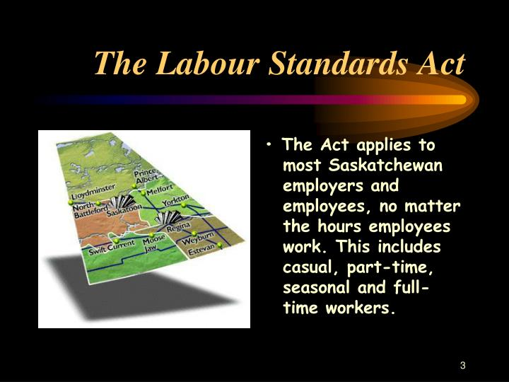 The labour standards act1