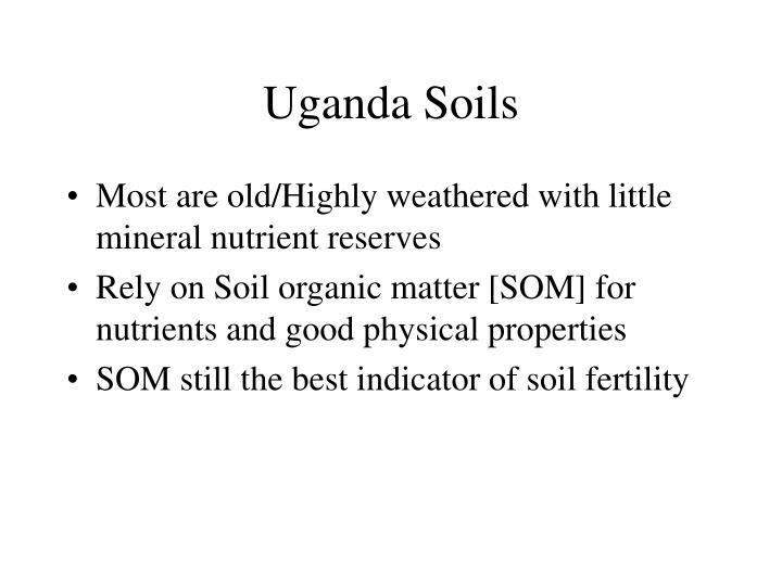 Uganda Soils