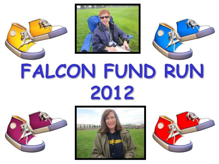 Falcon fund run 2012