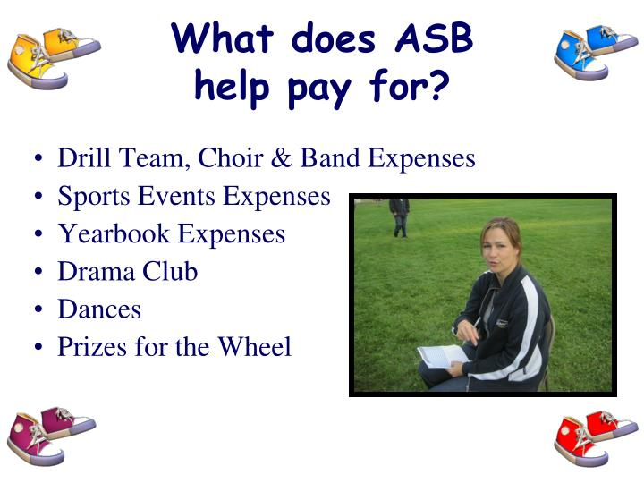What does ASB