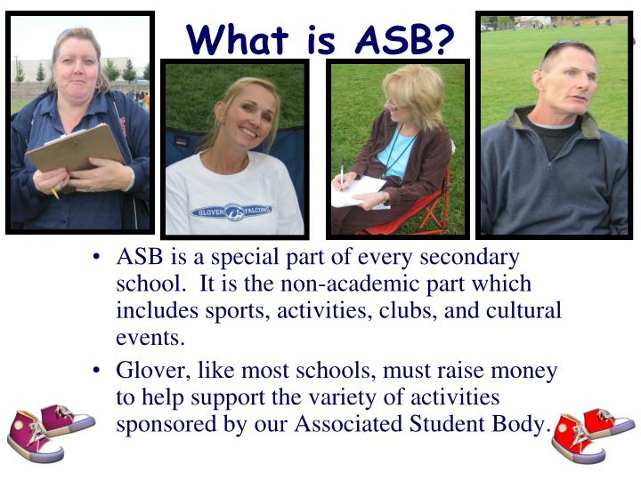 What is asb