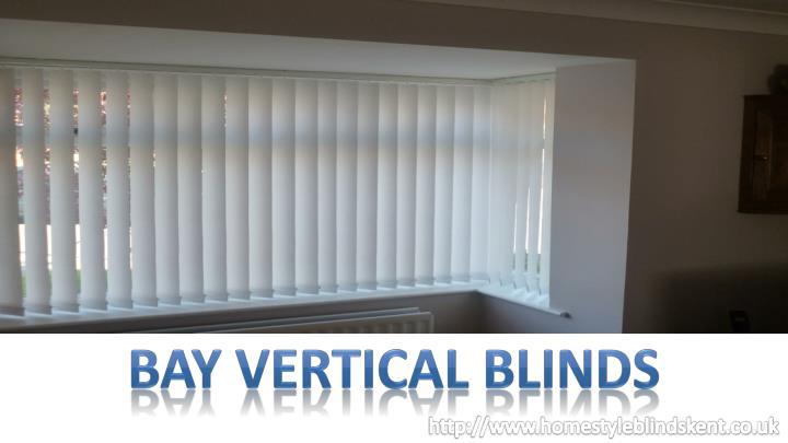 BAY VERTICAL BLINDS