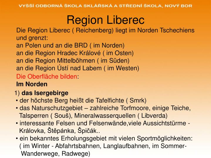 Region Liberec