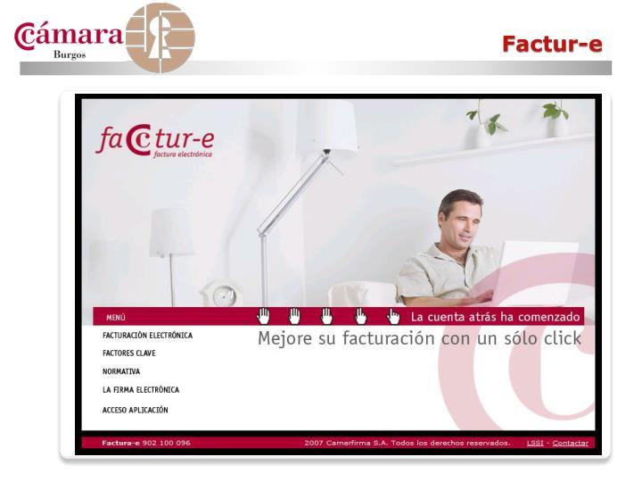 Factur-e