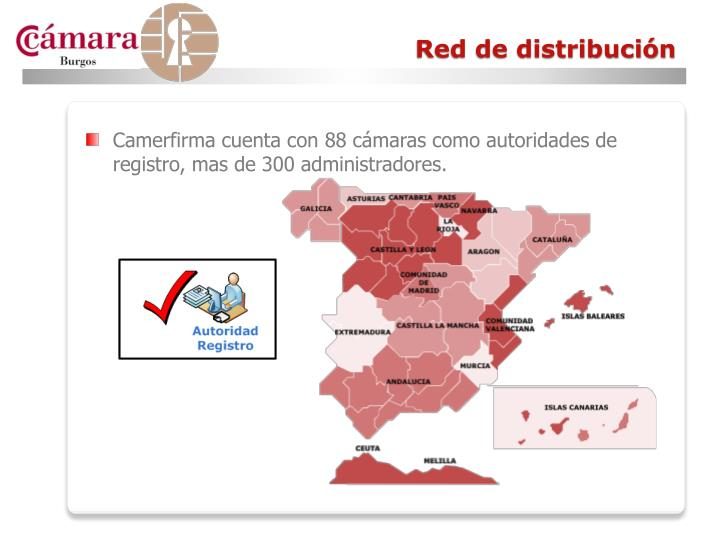 Red de distribuci n
