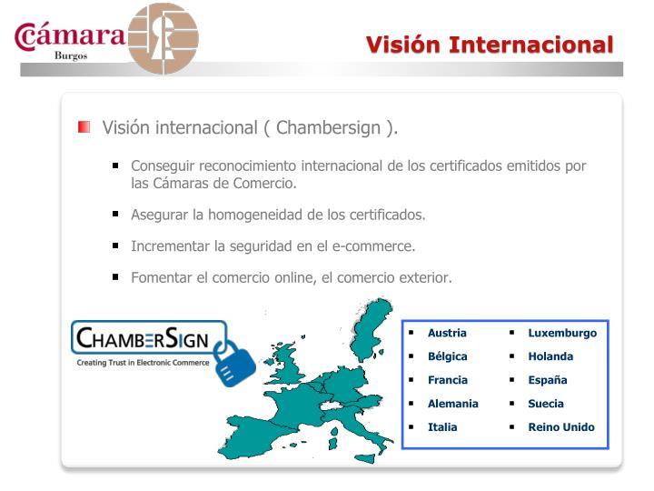 Visión Internacional