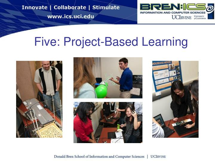Five: Project-Based