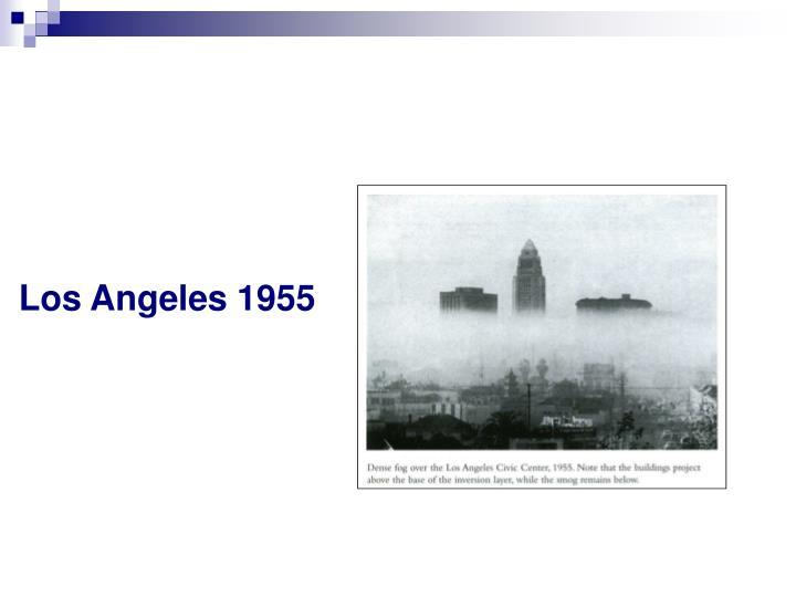 Los Angeles 1955