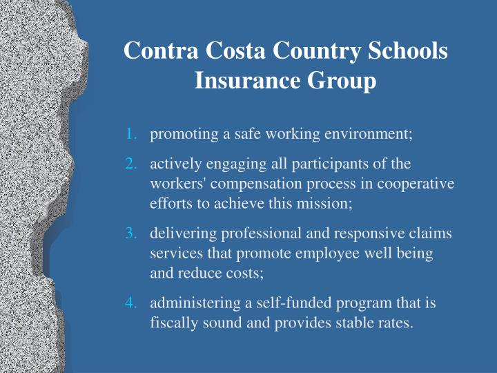 Contra Costa Country Schools