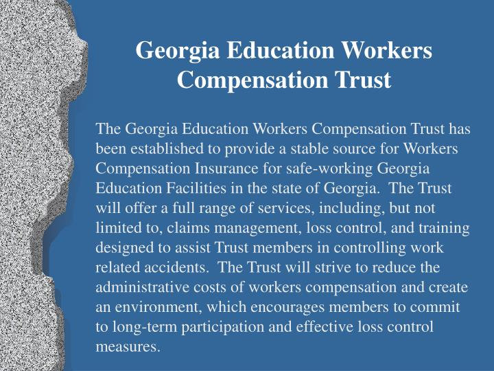 Georgia Education Workers Compensation Trust