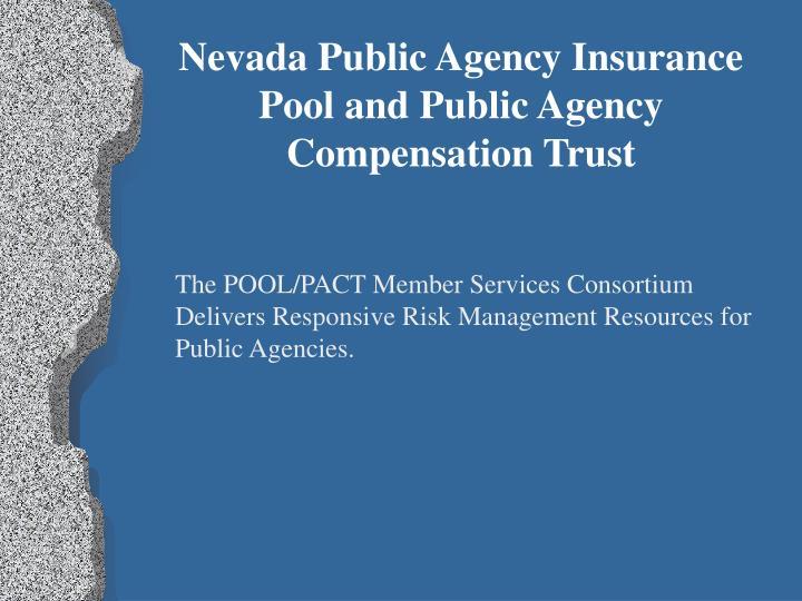 Nevada Public Agency Insurance