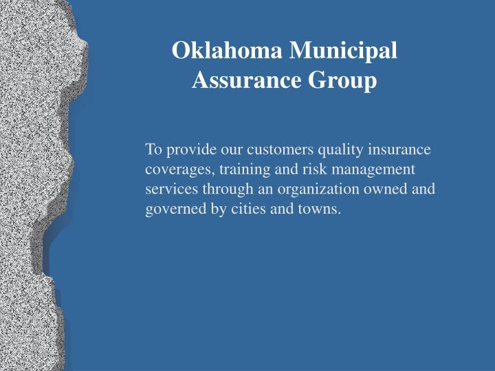 Oklahoma Municipal