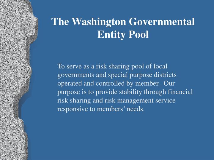 The Washington Governmental