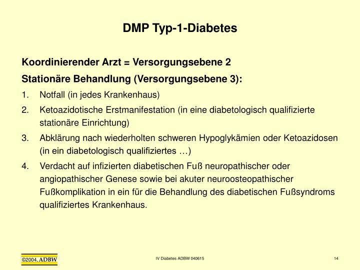 DMP Typ-1-Diabetes