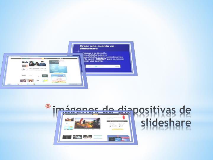 imágenes de diapositivas de slideshare