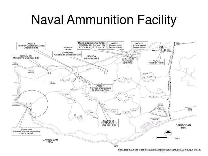 Naval Ammunition Facility