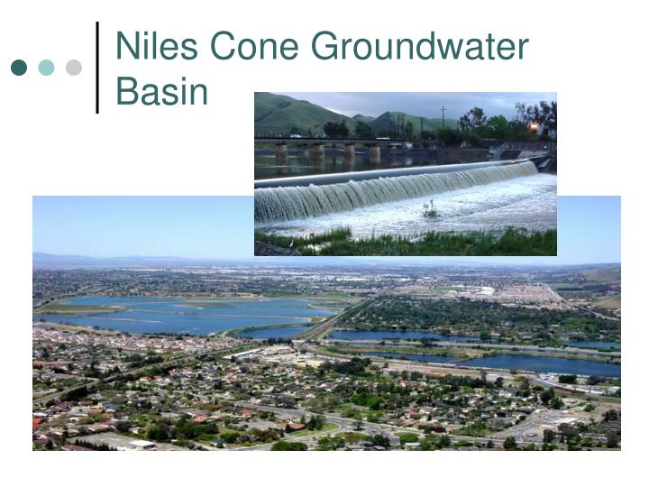 Niles Cone Groundwater Basin