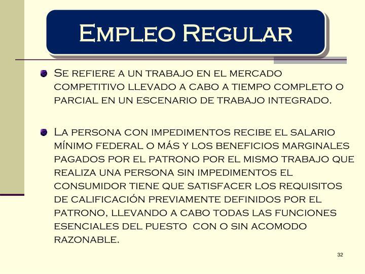 Empleo