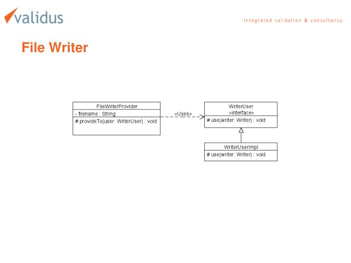 File Writer