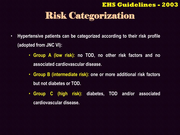 EHS Guidelines - 2003