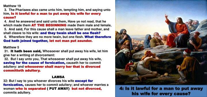 Matthew 19