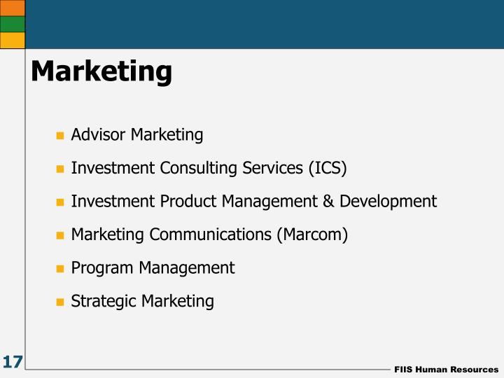 Advisor Marketing