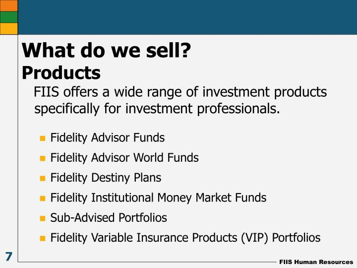 Fidelity Advisor Funds