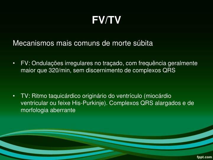 FV/TV