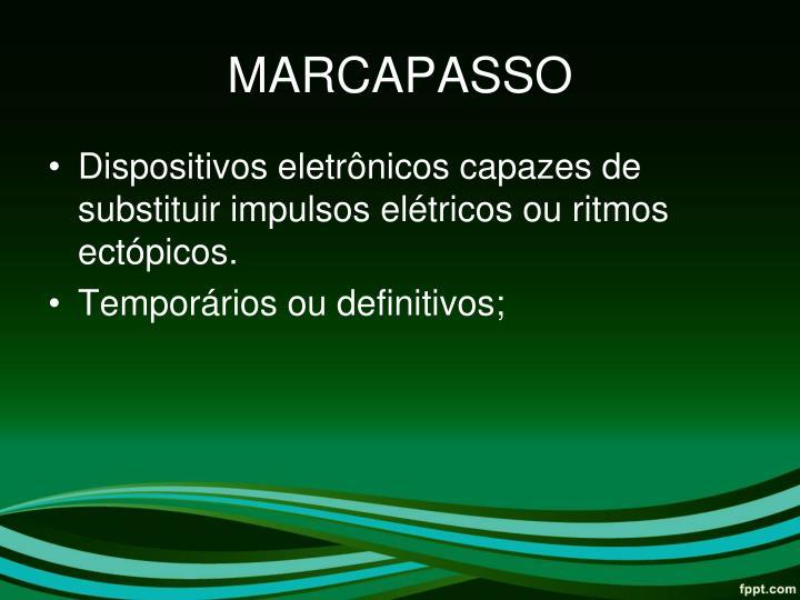 MARCAPASSO