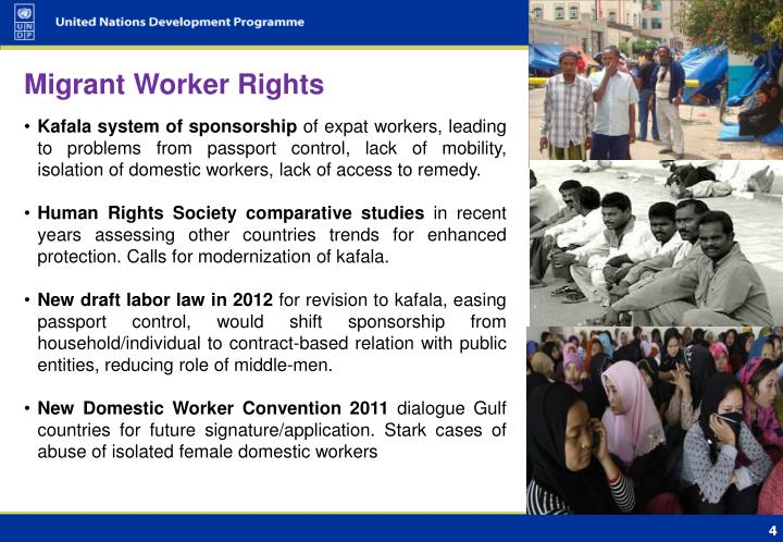 Migrant Worker Rights