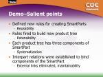 demo salient points1