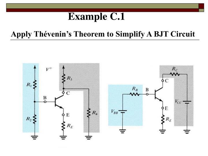 Example C.1