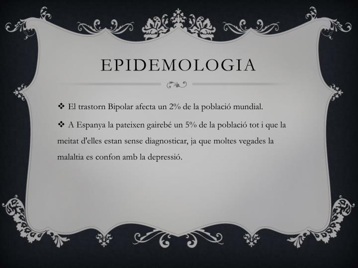 EPIDEMOLOGIA