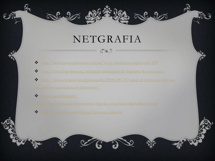 netgrafia