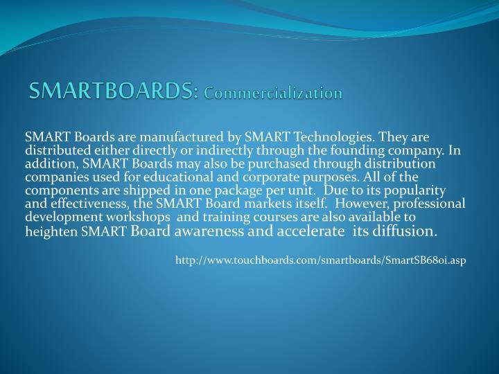 SMARTBOARDS: