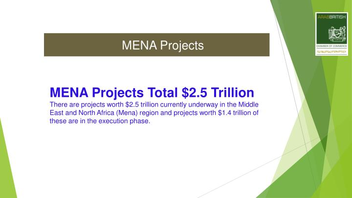 MENA Projects