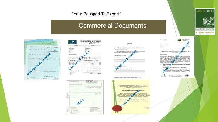 """Your Passport To Export """
