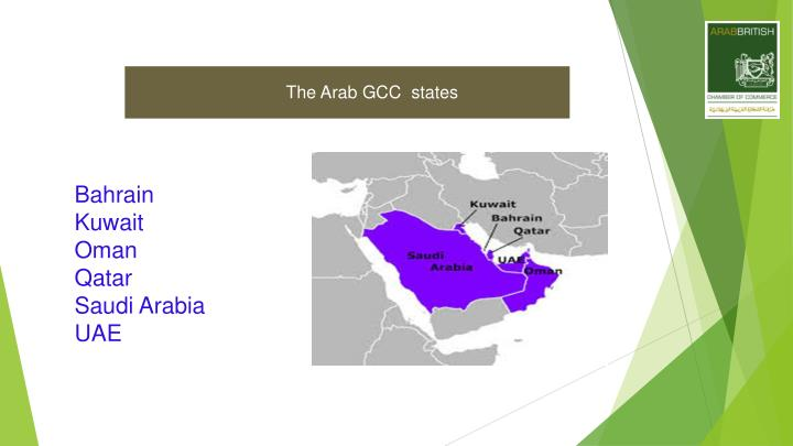 The Arab GCC  states