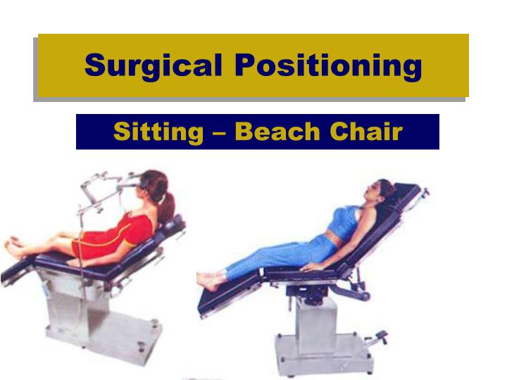 Surgical Positioning
