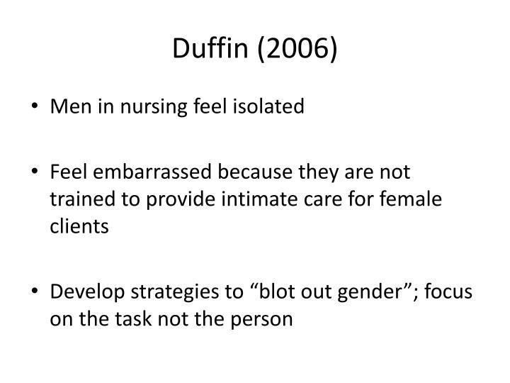 Duffin (2006)